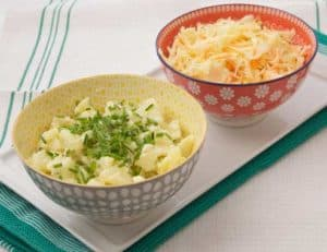 Potato Salad & Coleslaw